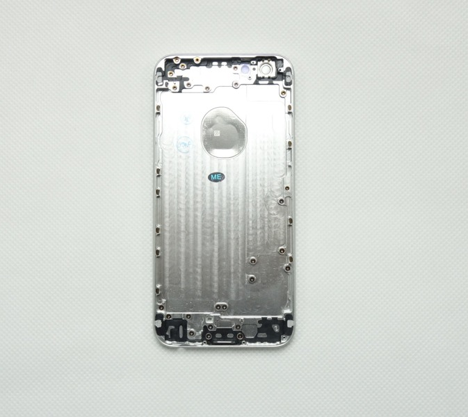 Obudowa tył do telefonu Apple iPhone 6 Silver