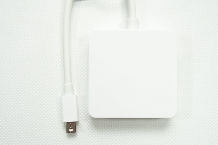 Adapter Mini DisplayPort HDMI DVI VGA Thunderbolt