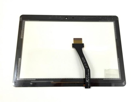 Ekran dotykowy digitizer SAMSUNG P5100 / P5110 REV NOTE 0.3T BLACK