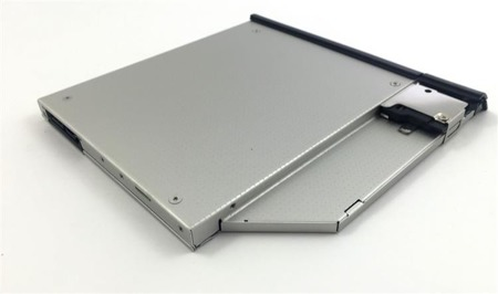"Kieszeń do laptopa 9,5mm na drugi HDD 2,5"" Dell E6520 E6420 E6320"