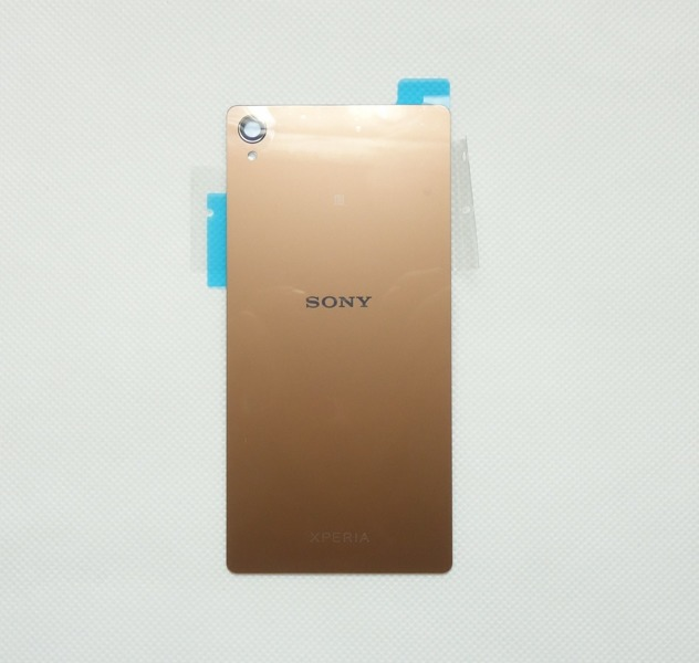 Obudowa tył do telefonu Sony Xperia Z3 Copper + NFC
